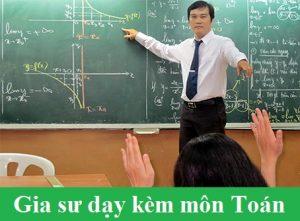 Gia sư Toán cấp 3 tại TPHCM
