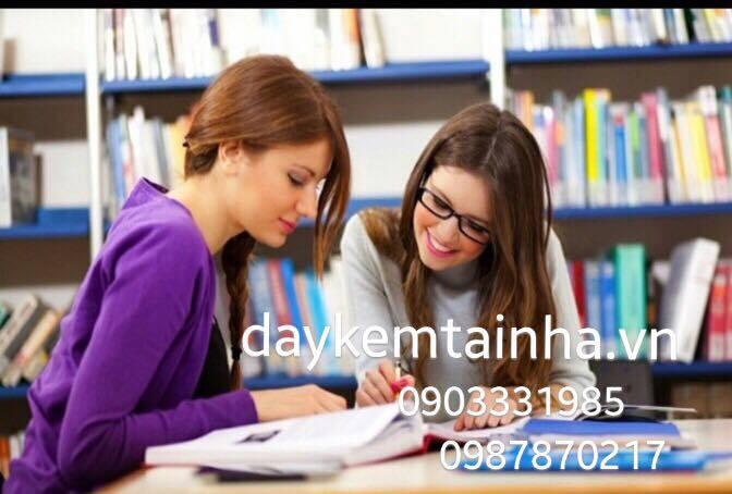 Tìm sinh viên dạy Toán tại quận 12