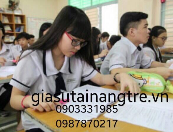 Tìm sinh viên dạy Toán tại quận Bình Thạnh