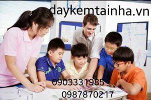 Tìm sinh viên dạy Toán tại quận Thủ Đức