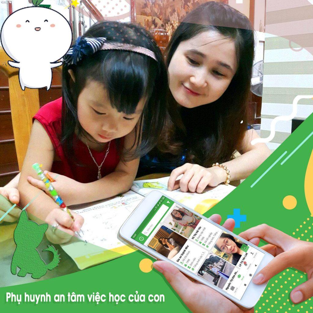 Gia sư dạy môn Toán cho trẻ nhỏ